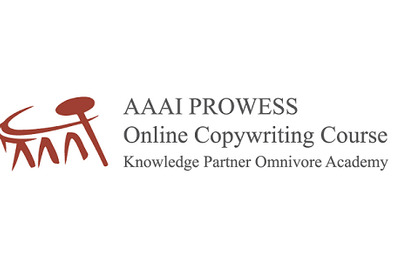 AAAI launches three-month copywriting course online, with Omnivore Academy