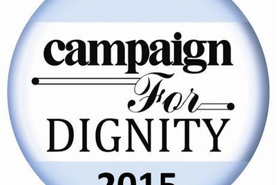 Campaign For Dignity 2015: And the winners are...