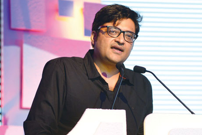 Campaign@8: Newsmakers who headlined our timeline: Arnab Goswami