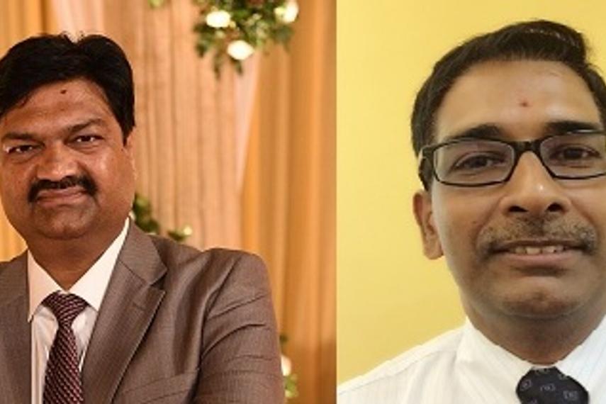 Parthasarathy N and Sanjay Gaur join Patrika Group