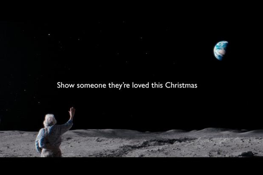 John Lewis Christmas ad revealed: it features the story of a man on the moon