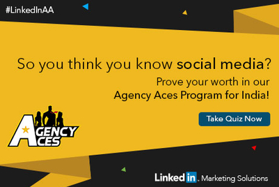 Promoted content: LinkedIn launches Agency Aces Program for India