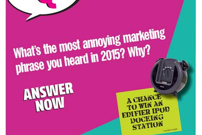 Campaign India IQ: What's the most annoying marketing phrase you heard in 2015?