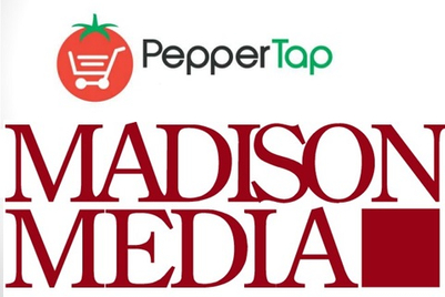 Madison Media Plus wins PepperTap