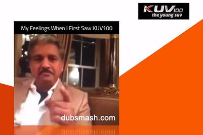 Mahindra KUV100 looks to Dubsmash its way to youth
