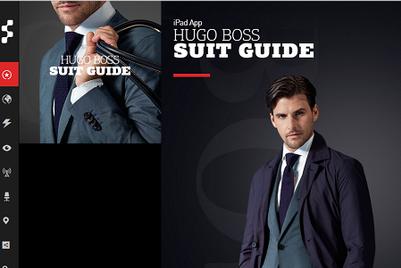 Hugo Boss names SapientNitro lead digital agency