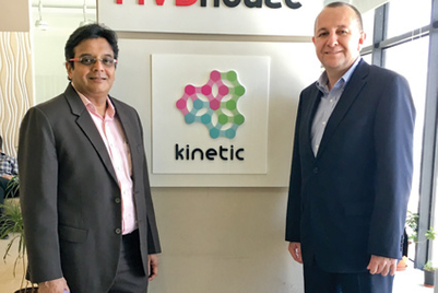'Redefining the scope of OOH': Kinetic's Mauricio Sabogal and Suresh Balakrishna