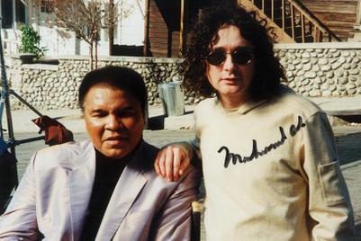 Weekend: Heroes: Muhammad Ali by Trevor Beattie