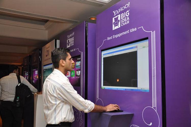 Yahoo! Big Idea Chair 2010 Awards