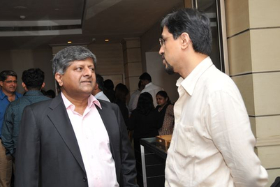 Images from Aditya Birla Financial Services annual celebration