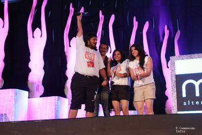 Goafest 2012: Images from Creative Abby Awards 2012 - Powered by Hindustan Times