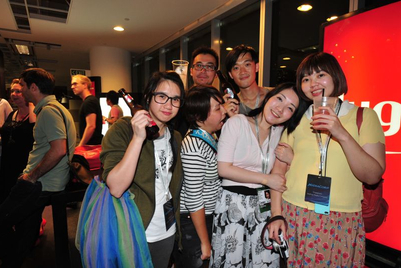 Spikes Nights: Ogilvy party