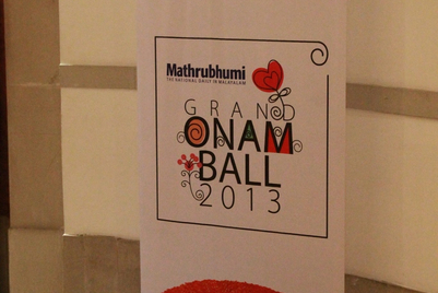Mathrubhumi Grand Onam Ball 2013