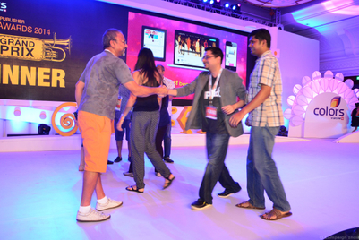 Goafest 2014: Images from the Media and Publisher Abbys