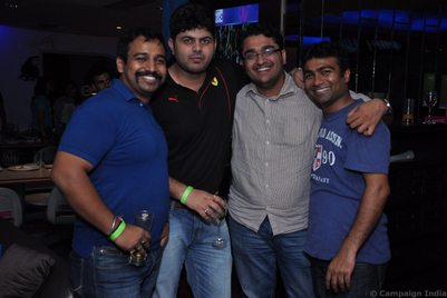Campaign India Media Nights: Bowling Bash in NCR