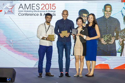 AMES Awards 2015 in pictures