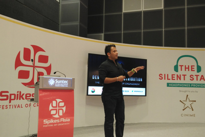 Spikes Asia 2015: Images from day three