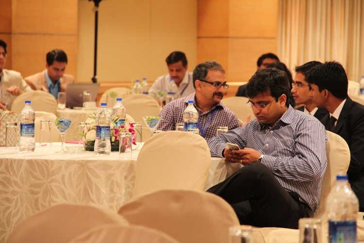 Images from day two of the 13th CII Marketing Summit