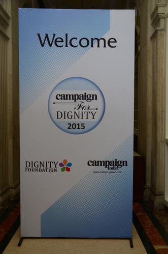 Images from Campaign for Dignity awards 2015