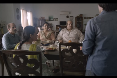 Olx rides funny family quirk, drives 'Bech De' message with rap
