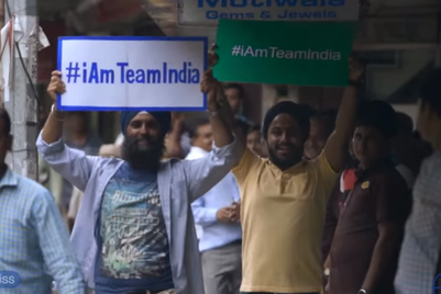 Edelweiss roots for Rio contingent with #iAmTeamIndia anthem