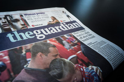 Guardian discloses it gives cash and free ad space in rebates to agencies