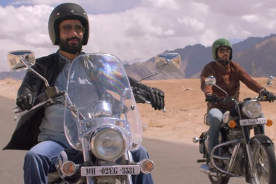 Bajaj rides spirit of 'brotherhood', pits Avenger alongside Royal Enfield