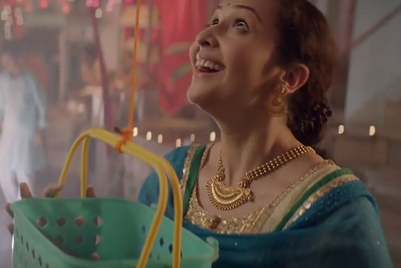 Tanishq looks to add the glitter of gold to this Diwali