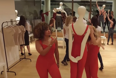 Pick of the week: Dove takes 'real beauty' challenge to mannequins, wins
