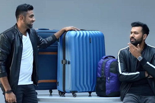 Aristocrat gets Rohit Sharma and R Ashwin to play selectors, showcase 'talented' collection