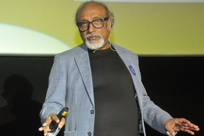 Father figure of Indian advertising launches .hypercollective