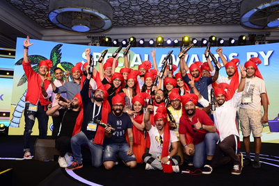 Goafest 2017: JWT adds 23 metals on day three; Taproot Dentsu most awarded overall with 41