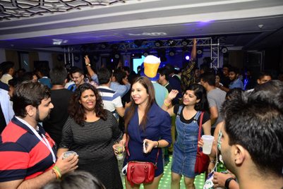 Goafest 2017: Images from the after party on day two