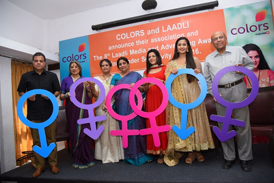 IAA partners with Laadli to take media awards for gender sensitivity across South Asia
