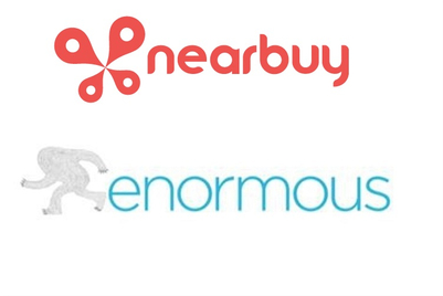 nearbuy appoints Enormous