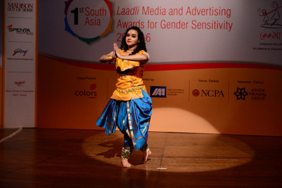 Images from the Laadli Media and Advertising Awards