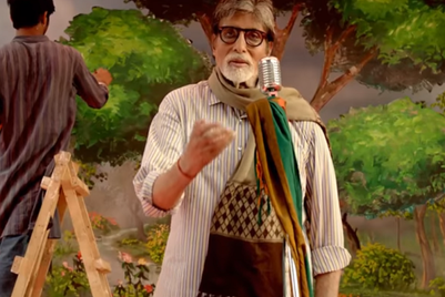 Tata Sky helps Amitabh Bachchan land Raavan's role in local Ramleela