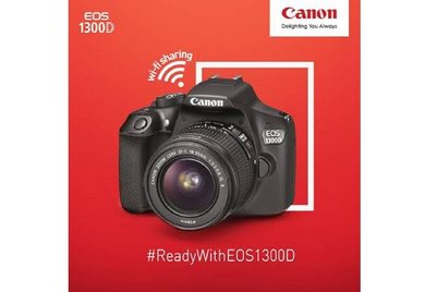 Partner Content: Canon's integrated AD campaign for EOS 1300D attain impressive success