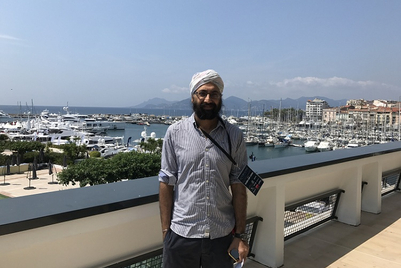TMGB: Producer's Diary from Cannes Lions 2017