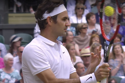 Nike congratulates Roger Federer, asks others to 'get off his lawn'