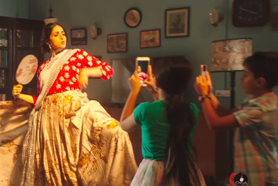 MMGB: Ching's gets Sridevi rapping to a 'super cool mother' track