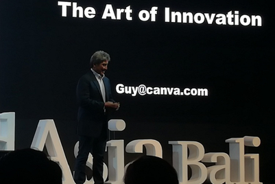AdAsia 2017: Don't worry be crappy, says Guy Kawasaki