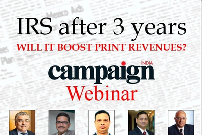Ashish Bhasin, Vikram Sakhuja, N P Sathyamurthy, Avinash Kumar and Malay Dikshit to discuss IRS findings in Campaign webinar