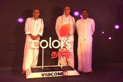 Viacom18 to dish out cinema style entertainment with Colors Tamil