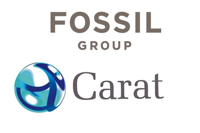 Fossil Group appoints Carat to handle media