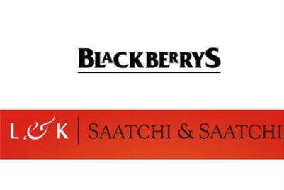 L&K Saatchi & Saatchi bags Blackberrys' creative and brand mandate