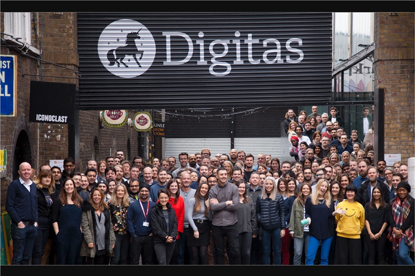 DigitasLBi rebrands globally to Digitas in a bid to form a more unified network