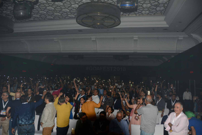 Goafest 2018: Pictures from Media, Publisher Abbys
