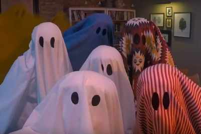 Ikea brings home the trendy ghosts
