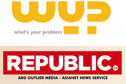 Republic TV hires What's Your Problem as content creation partner
